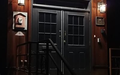 Dark Roast: Brattleboro's Mocha Joe's at Night