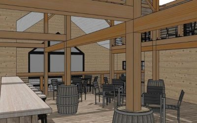 Wicked Local: Brewery and Taproom Opening at Brookfield Farm
